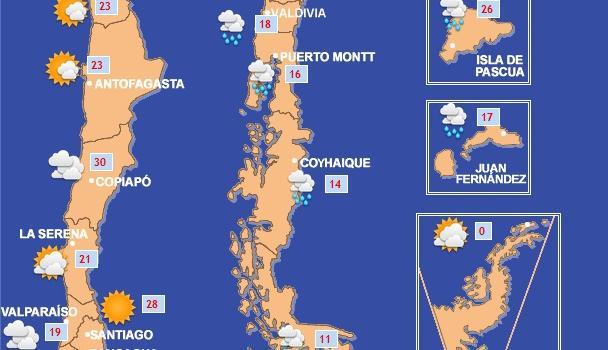 Dirección Meteorológica de Chile