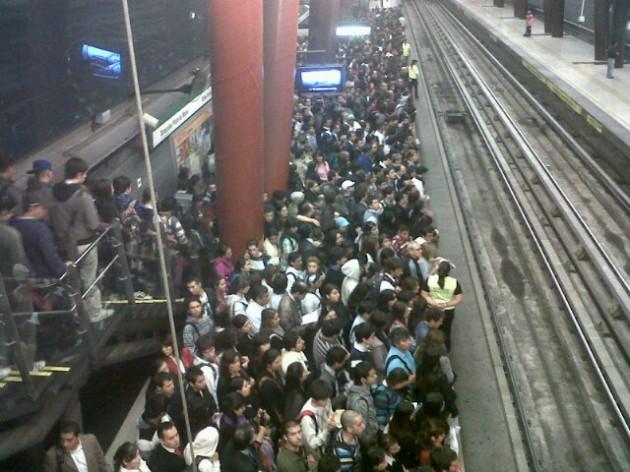Estación Vicente Valdes   Veronística en Twitter