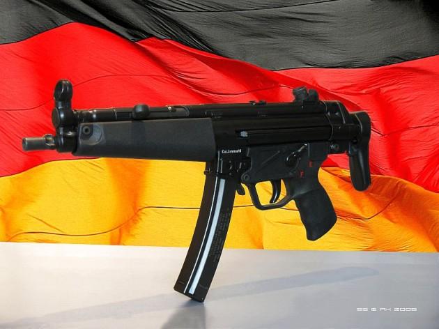 Subametralladora Heckler & Koch MP5 | Wikipedia