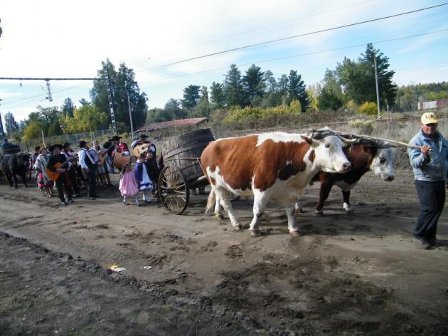 Inauguración | Gentileza Municipalidad Yumbel