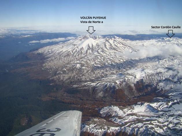 Imagen: Volcán Puyehue | Rodrigo Aguilera