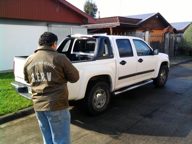 Chevrolet Robada | Carlos Martinez