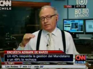 Tomás Mosciatti: El problema de Piñera es que la gente simplemente no le cree
