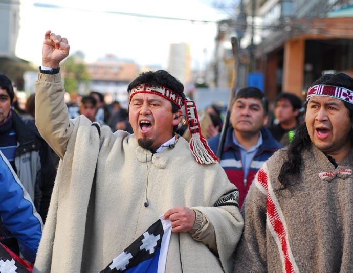 Justicia sobresee causa contra dirigente mapuche acusado de injurias y calumnias en Calbuco | Notas | BioBioChile
