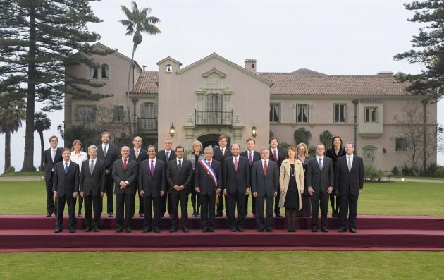 Foto Oficial | FotoPresidencia.cl