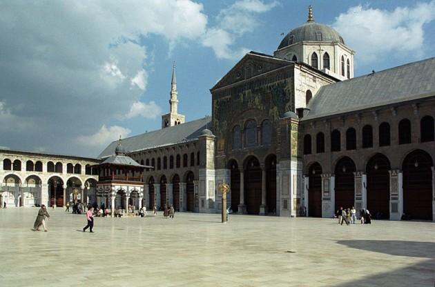 Ciudad de Damasco | Wikimedia Commons (cc)