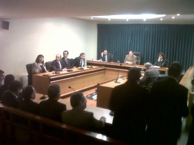 Concejo Municipal | Néstor Aburto