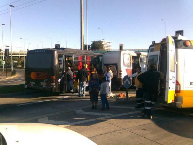 Accidente en San Pedro de la Paz | Pedro Cid