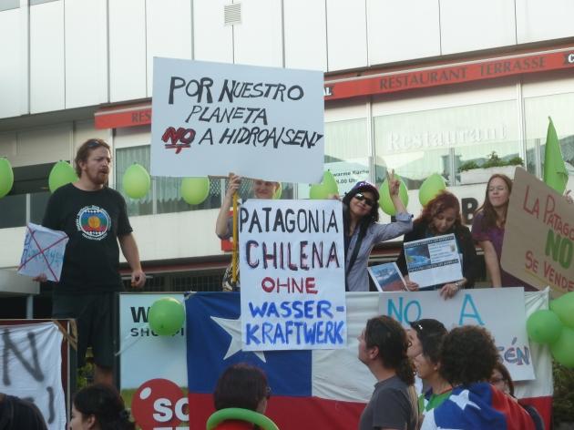Patagonia sin Represas | Ester Leal