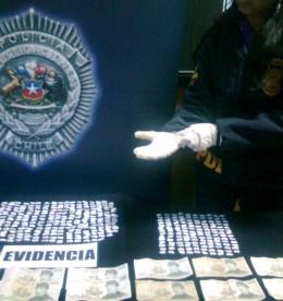 Droga Incautada | Pedro Cid