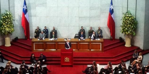 Congreso Pleno | Tomás Mosciatti