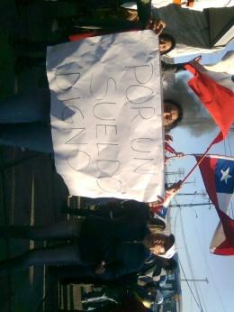 Manifestantes | Pedro Cid