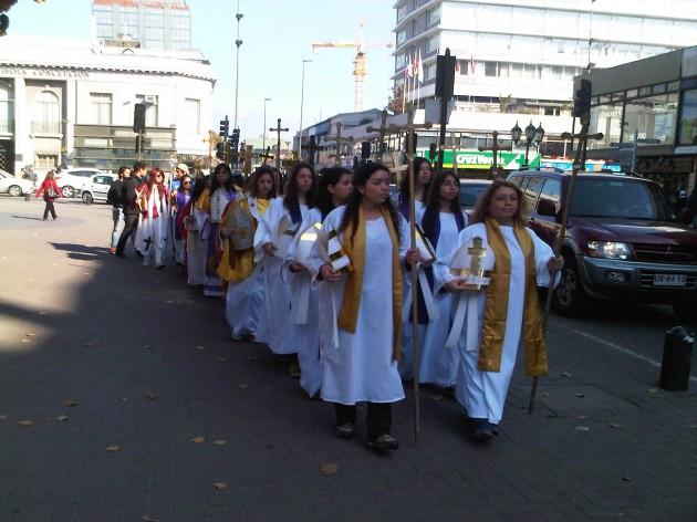 Papisas en Concepción | Daniel Torres