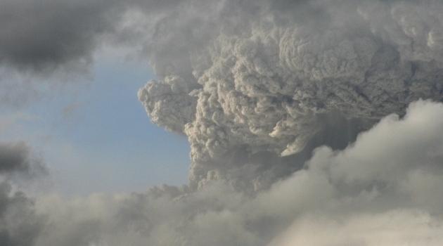 Erupción en Puyehue | Gonzalo Vega