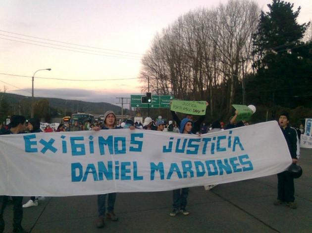Protesta   Pedro Cid (RBB)