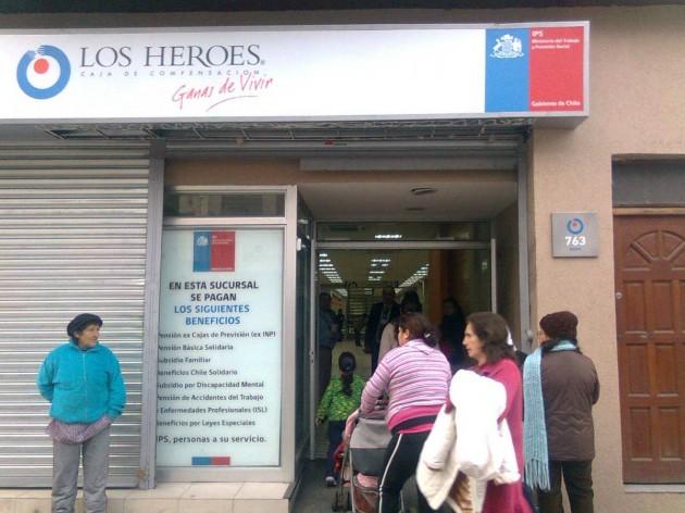 Caja Los Héroes | Pedro Cid (RBB)
