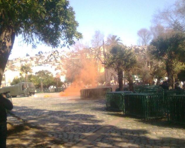 Plaza O'Higgins | Francisco Ovalle