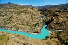 Imagen:Río Baker | Hidroaysen.cl