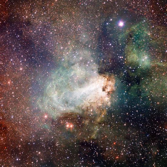 ESO/INAF-VST/OmegaCAM