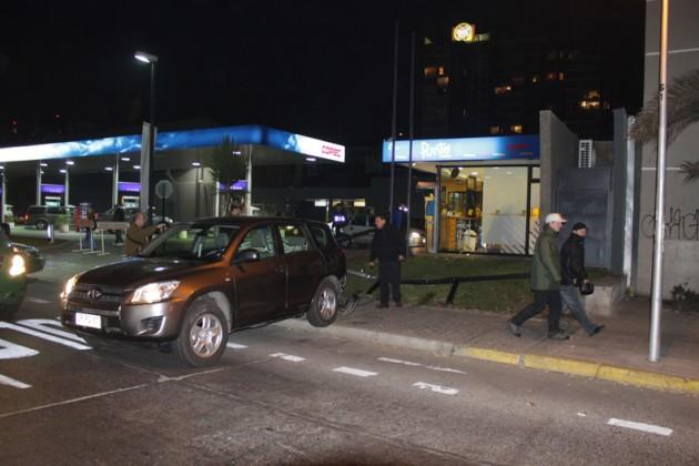 Robo a cajero automático | Rodrigo Muñoz y Carolina Montenegro