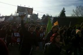 Imagen:Manifestaciones | Óscar Molina en Twitter