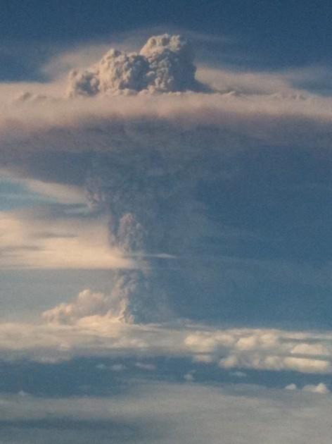 Volcán Puyehue / Javier Cerda
