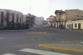 Imagen:Barricadas | @Linitrofe