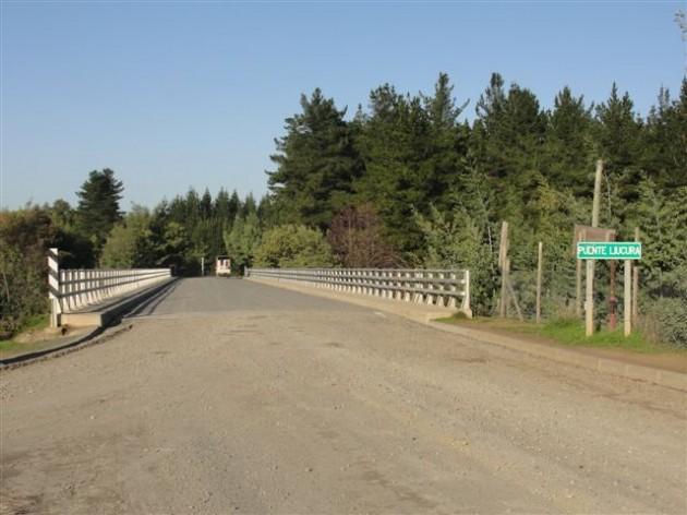 Puente Liucura Bajo   Guillermo Escares