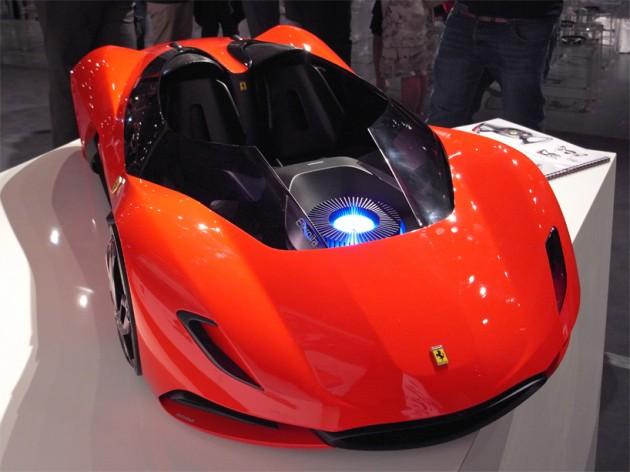 Ferrari Eternity | Designboom.com