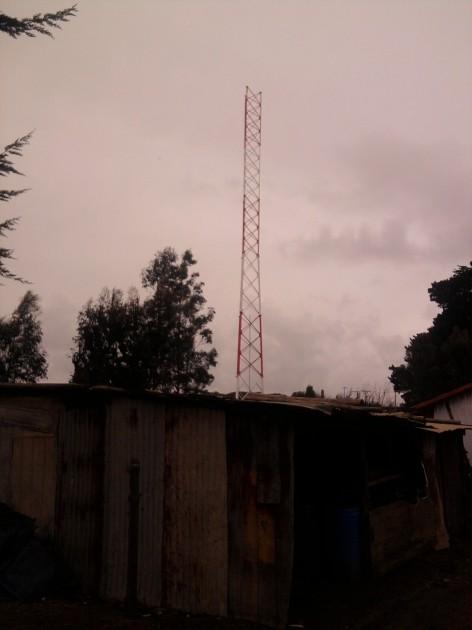 Antena de Telefonía en Penco | Felipe Arévalo