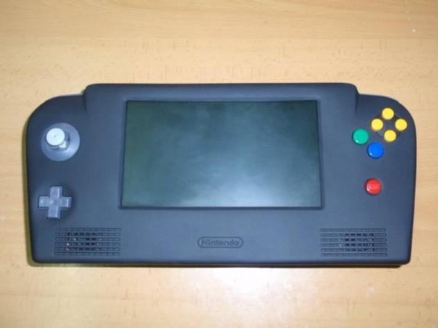Nintendo 64 portátil   InventosÚnicos.com