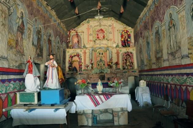Iglesia de Cariquima Colchane   Sernatur