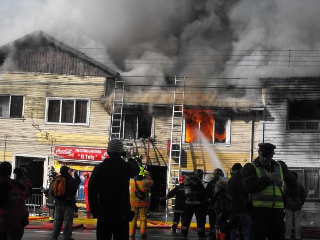 Incendio   Emerson Vidal