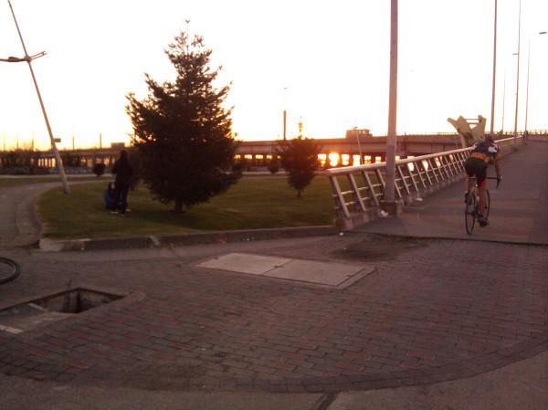 Salida puente Llacolén   Luis Tabilo