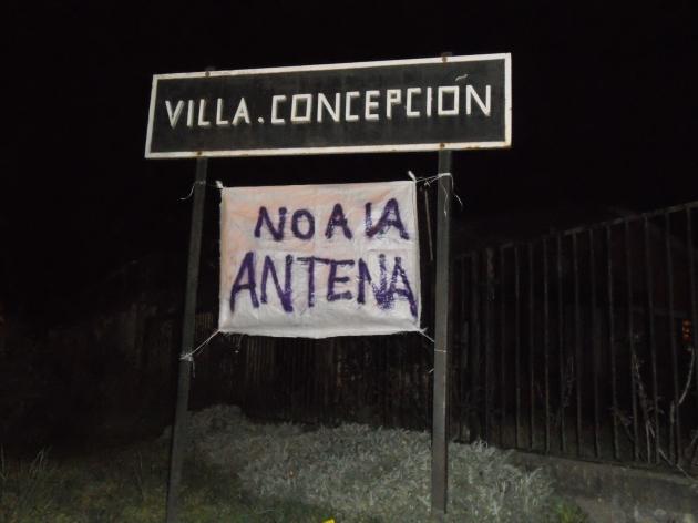 Antena Villa Concepcion | Tania Saez