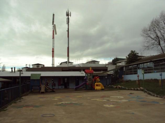 Imagen: Evacuación de Jardín Infantil   Junji