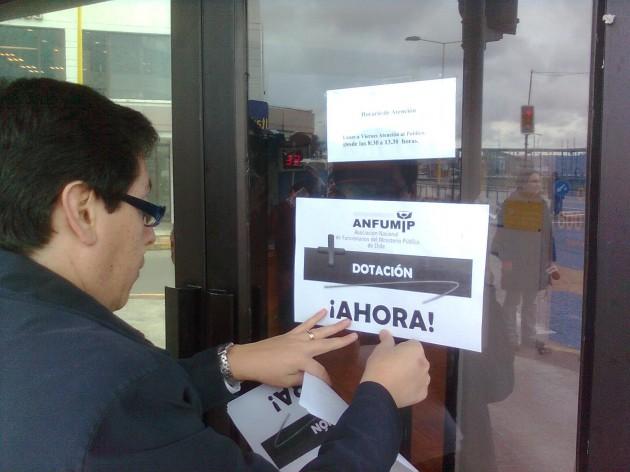 Paro funcionarios | Puerto Montt