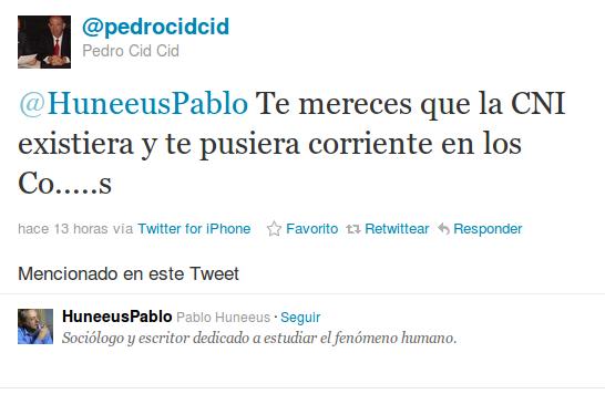 Pedro Cid Cid | Twitter