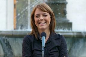 Imagen:Ministra Von Baer | Prensa Segegob