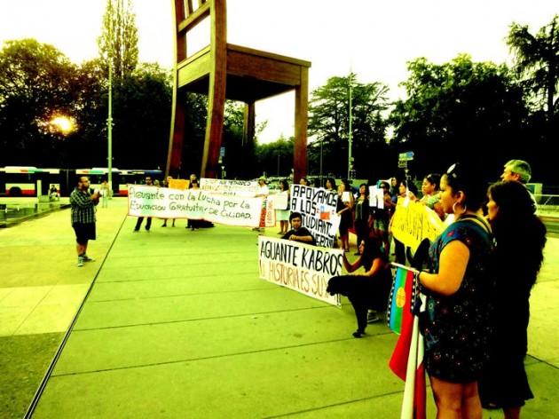 Protestas en Ginebra   Vientos de Realidad