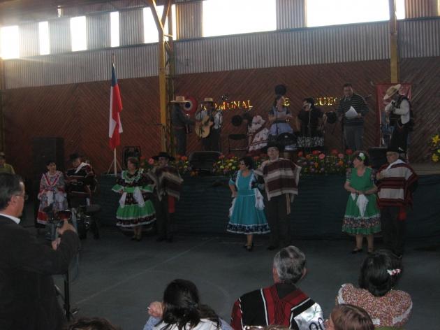 Campeonato Comunal de Cueca Adulto Mayor, Chiguayante  | Myriam Pérez