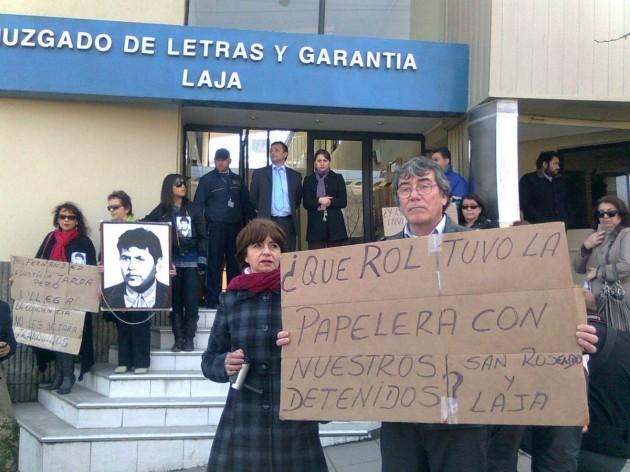 Familiares en Laja | Pedro Cid (RBB)