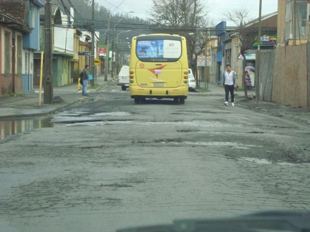 Conducir por Calle Serrano no es apto para cardíacos...   Jenny Rivera