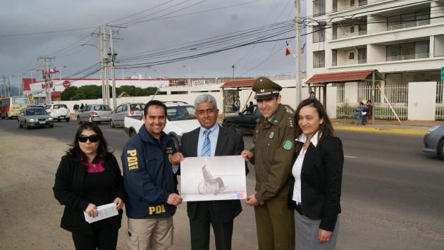 Campaña de prevención   Paulina Arancibia