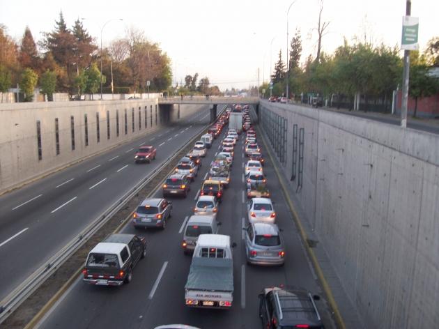 Las dos caras de las carreteras   Ignacio Paredes