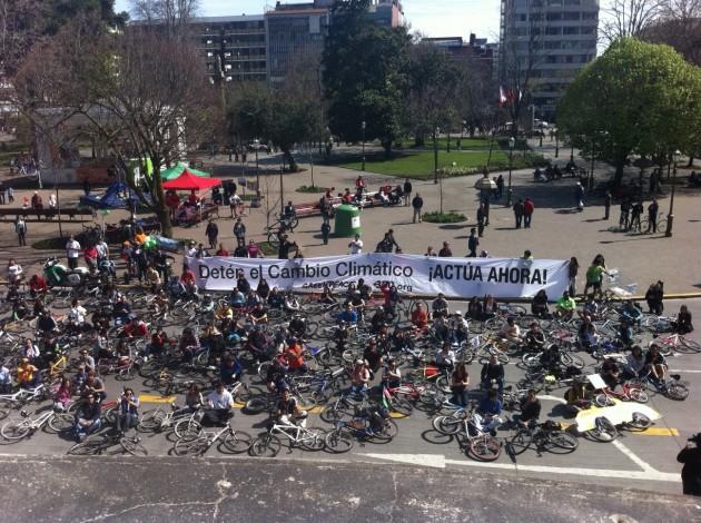 Día mundial sin auto | Camila Alvarez (RBB)