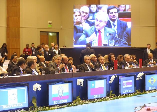 Intervención en Cumbre Iberoamericana | Presidencia de la República