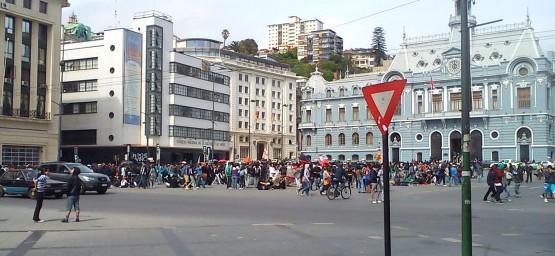 Plaza Sotomayor | @patriciovega