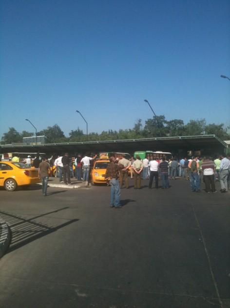 Terminal Rodoviario de Rancagua | Jesús Rojas en Twitter