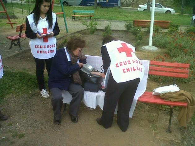 Atención de la Cruz Roja | Paola Torres (RBB)